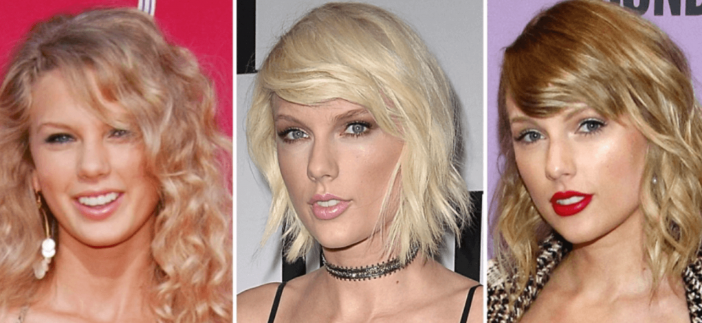 Taylor Swift Face Pictures