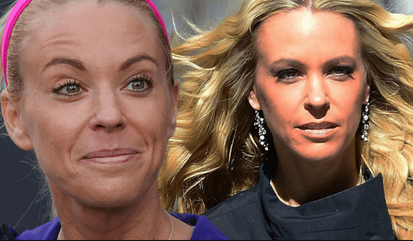 Kate Gosselin Before and After
